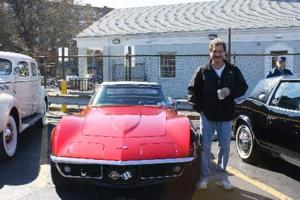 Classic car cancer fundraiser 1