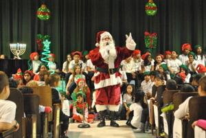 PS 153 celebrates the Christmas season in style 1