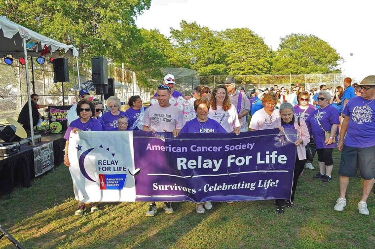 Survivors celebrate life in Charles Park