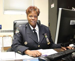 Capt. Judith Harrison takes over 112th Pct. 1