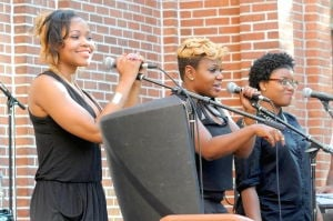 The music of summer at the GJDC