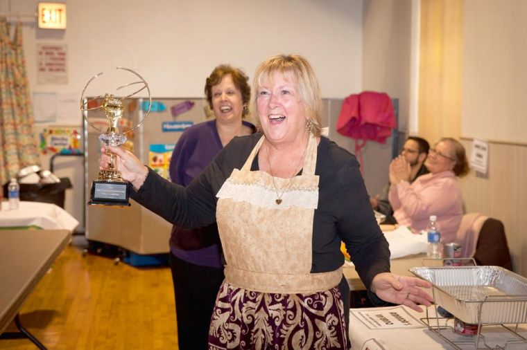 Chili cookoff staves off cold 1