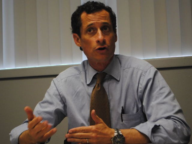 Anthony Weiner describes his mayoral bid.