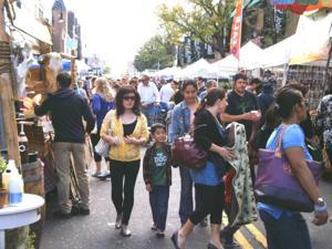 Austin Street Fall Festival 1