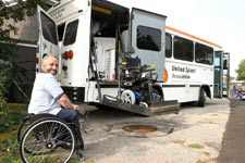 Disability Rights Organization Sends Aid To Hurricane Victims