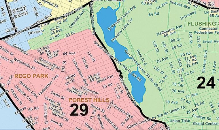 New City Council lines released; controversy remains 1
