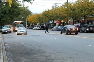 DOT eyes changes to Lefferts Blvd.