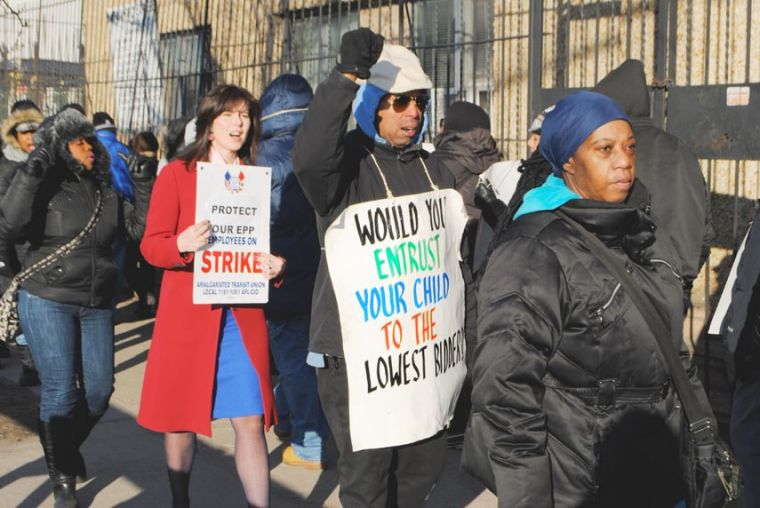 New York City school bus strike continues, could end soon 1