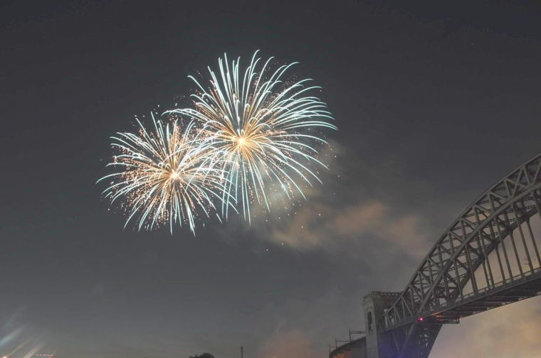 Astoria celebrates independence