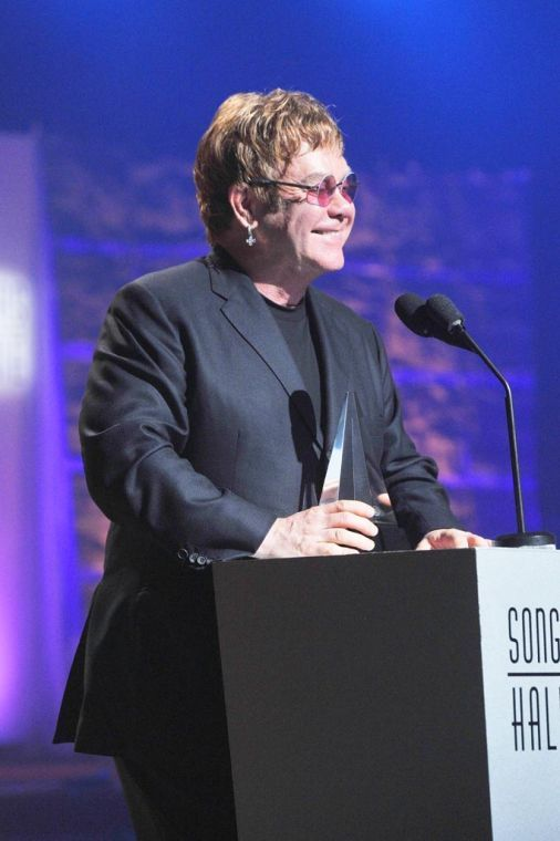 The '13 Songwriters Hall of Fame Inductions ceremonies 1