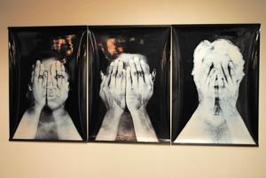 Art at the collision of society and the mind 1