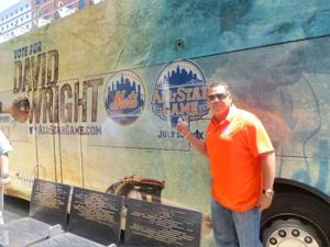 Fonzie talks FanFest, Mets and NY 1