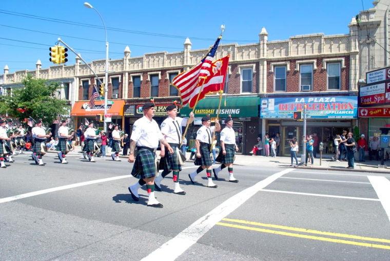 Queens salutes its service members