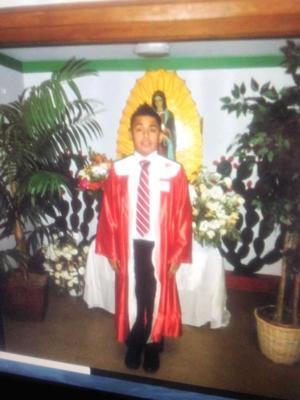Missing boy 1