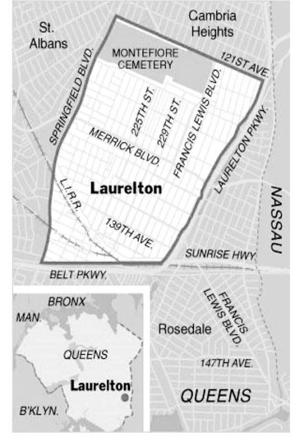 Laurelton becoming a historic district? 1