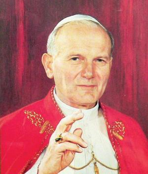 John Paul II was 'The People's Pope' 1