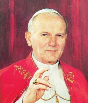 John Paul II was 'The People's Pope' 1