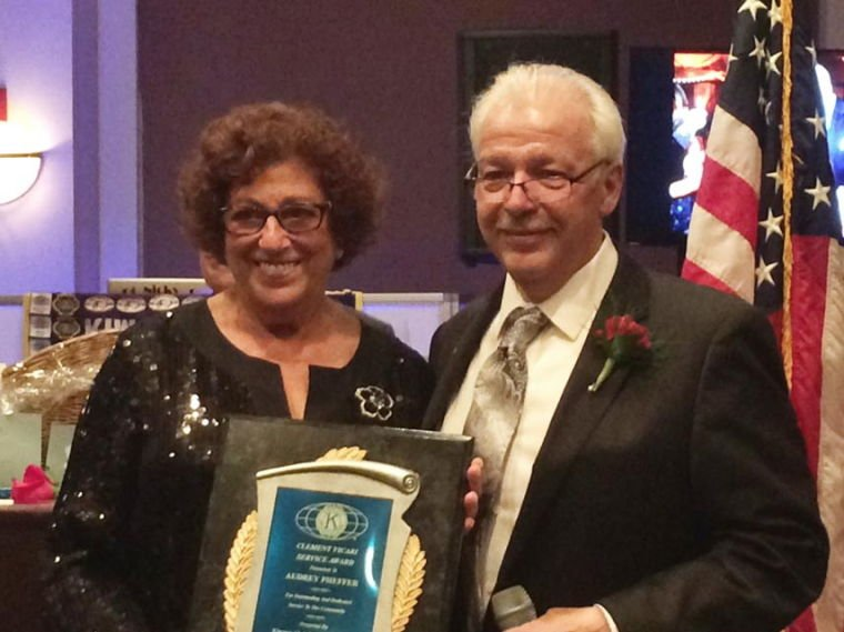 HB Kiwanis Club holds annual dinner dance