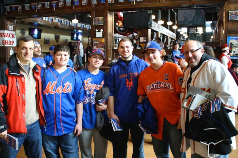 Mets lovers enjoy a day of fun at the park 1