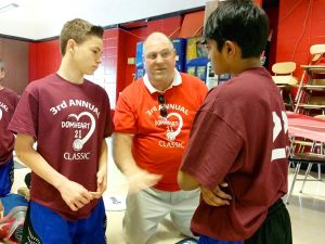 Saving lives is focus of Queens hoops tourney 1