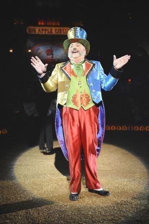 Lifelong circus dreamer comes to Queens 1