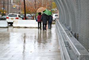 Reconstruction plan set for 149 St. Bridge 1