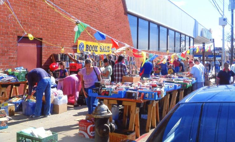 Kiwanis Club Book Sale 2