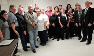 Lindenwood Alliance honors Sandy helpers 1