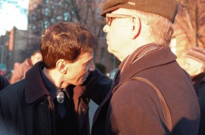 Murdered gay activist Lou Rispoli honored with candlelight vigil 1