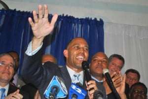 Jeffries beats Barron in race for the 8th CD 1