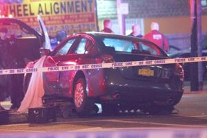 Driver charged with killing pedestrian 1