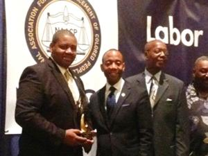 Gadsden honored at national NAACP meet 1