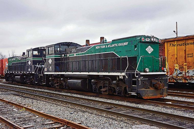 The push for freight train improvements 1