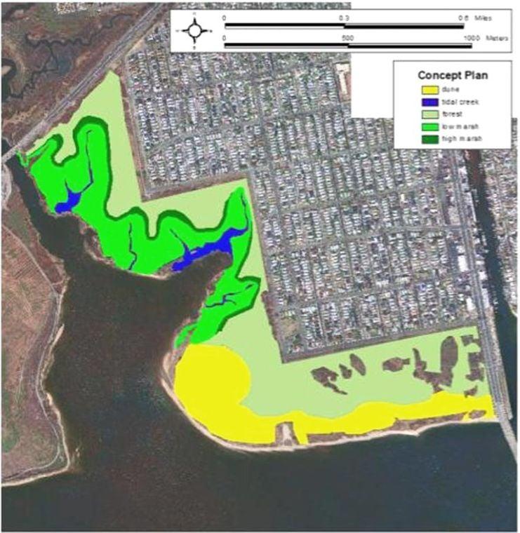 State funds Howard Beach flood plan 2