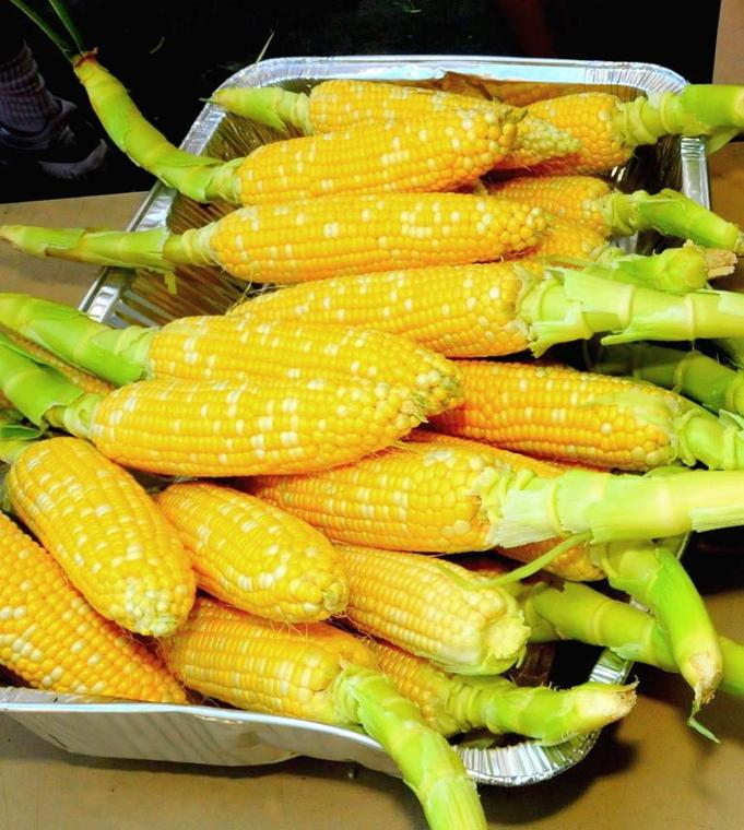 Heavenly harvest at Jamaica Corn Roast
