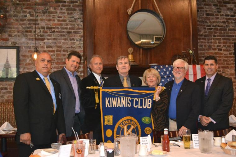 Kiwanis clubs celebrate 2