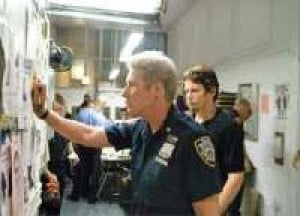 Gere stars in another cop movie, 'Brooklyn's Finest'