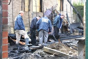 Rash of suspicious fires plaguing Forest Hills 1