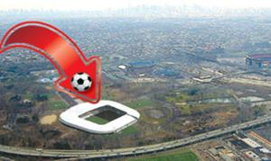 MLS to Queens? Stop by Harrison, NJ first 1