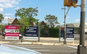 <p>Our Saviour Lutheran in Rego Park is one of dozens of private schools offering more free universal prekindergarten seats as part of the city's expansion of UPK this year.</p>