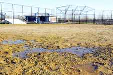 City Won't Sign Off On Shoddy College Point Sports Field Work