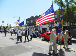 The 75th annual G'dale-R'wood parade