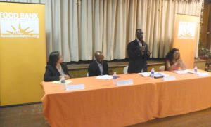 27th CD candidates talk food availability 1