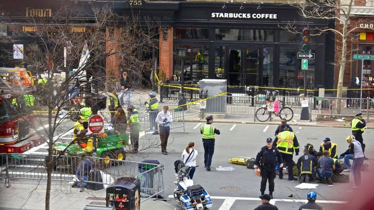 After Boston bombings, the question: Are you afraid of terrorism? 1