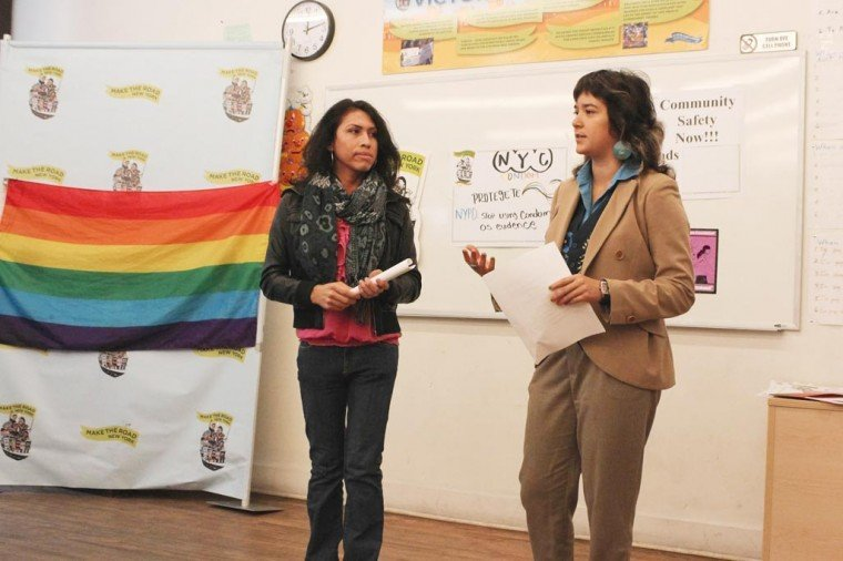 Report details abuse against gay community 1
