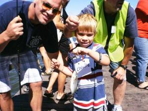 Snapper Derby a hit at Bayside dock 2