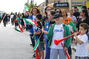 Italian pride on show in Howard Beach 1