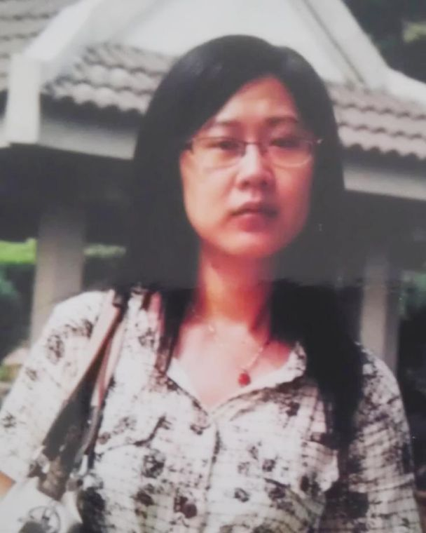 Missing woman 1