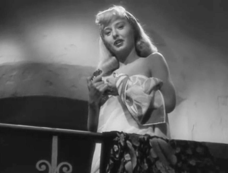 Barbara Stanwyck double indemnity youtube