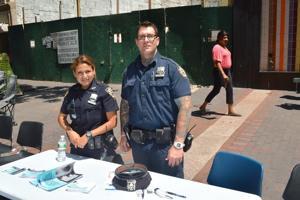 Probation Dept. hosts domestic violence fair 2